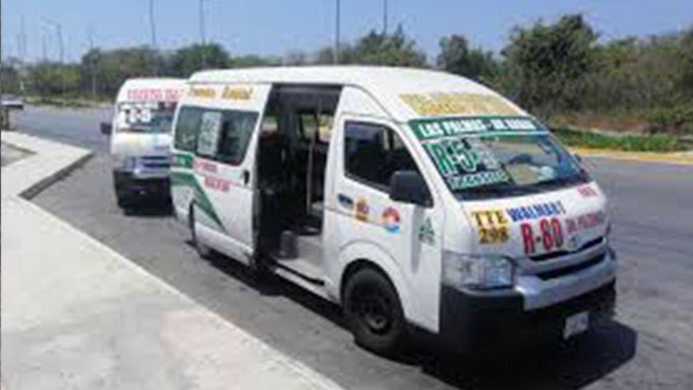 Aprueban transportistas sanciones por no cumplir medidas sanitarias