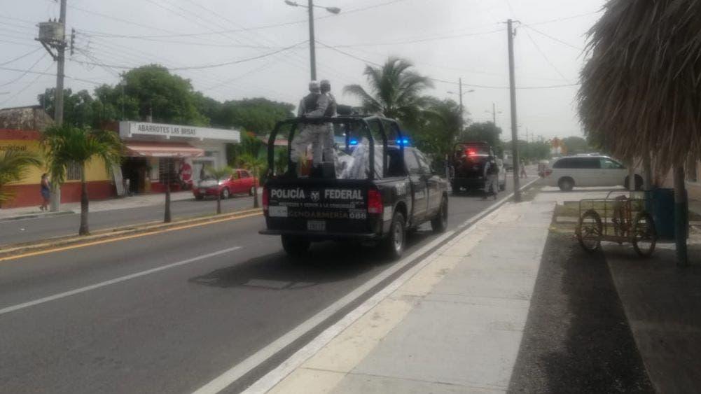 Piden mayor vigilancia policiaca en Holbox