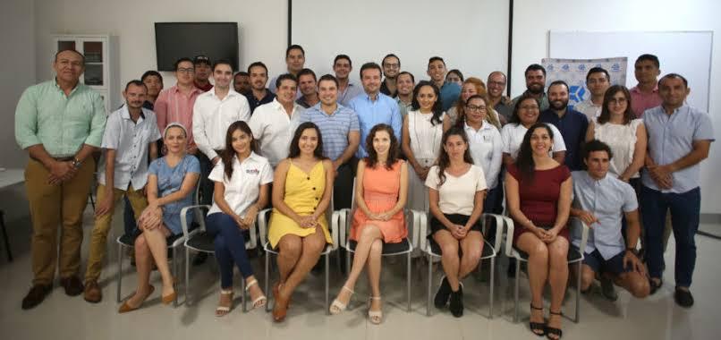 Jóvenes empresarios de Coparmex han cerrado por Covid-19