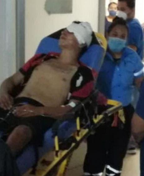 Balean a un sujeto en un depósito en Puerto Aventuras; se encontraba a bordo de n vehículo cuando un sujeto pasó y le disparó.