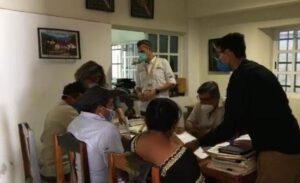 Campesinos del X-hazil Sur y anexos reciben pago de indemnización.