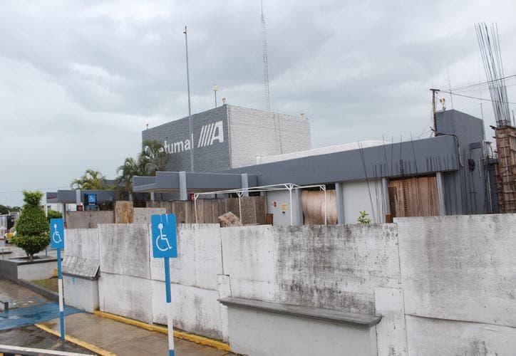 Ampliación del aeropuerto de Chetumal se prolongará hasta el 2021; la pandemia frenó los trabajos que llevan un 98%.