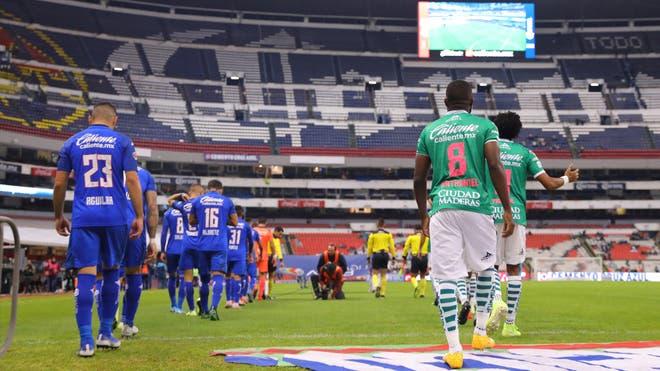Liga MX: Cruz Azul vs León (horario y transmisión)