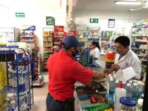 Aumenta demanda de antigripales en farmacias