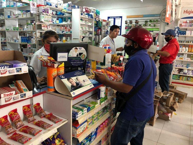 Aumenta demanda de antigripales en farmacias.