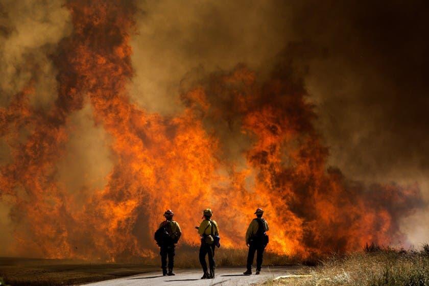 Incendios en California ha dejado cinco muertos.