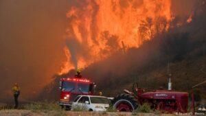 Incendios en California ha dejado cinco muertos