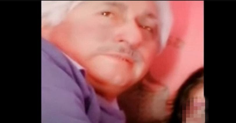 Dejan libre al abuelo que abusó de su nieta en vídeo de Tiktok