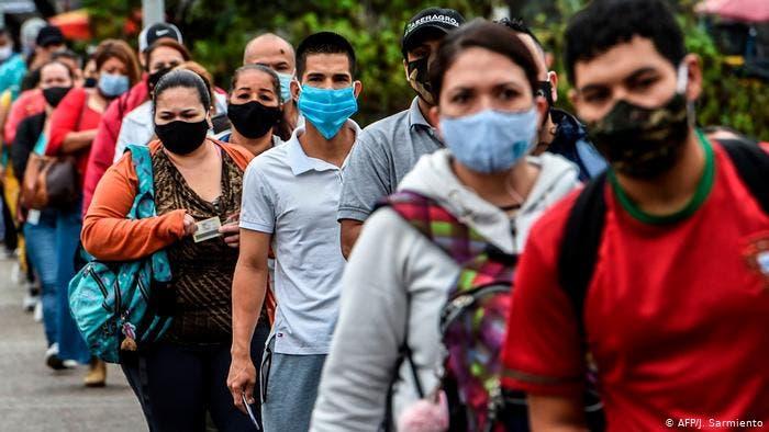 Colombia, el tercer país de América Latina con más casos de Covid-19