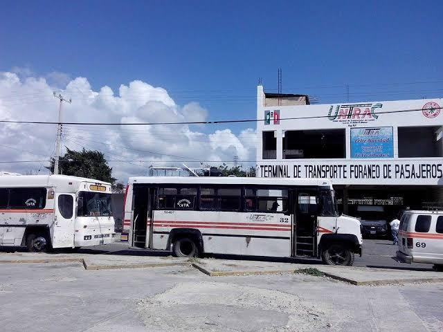 Aumentan tarifas de transporte en la zona rural de Chetumal.