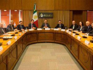 Investiga FGE al Consejo de Adminstración de Pemex; Pedro Joaquín Coldwell está en la lista