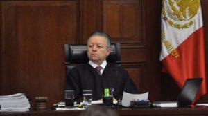 Arturo Zaldívar, ministro presidente de la Suprema Corte de Justicia de la Nación (SCJN), insistió en tener una política de 'cero tolerancia' a la corrupción.