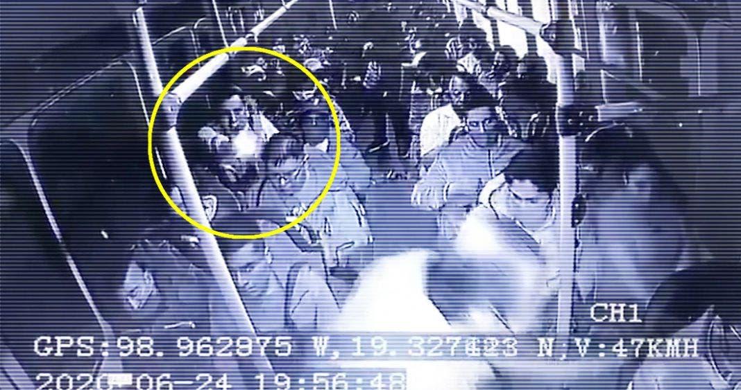 Intentaron asaltar camión, usuario abre fuego contra los ladrones