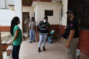 Protección Civil verifican albergues y refugios temporales contra huracanes.