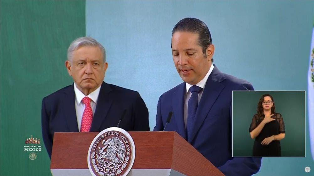 """""""Se lava las manos"""" gobernador de Querétaro ante """"video sobornos"""""""