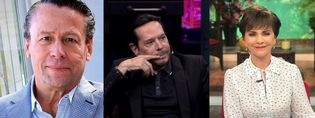Alfredo Adame explota contra Pepillo Origel y Pati Chapoy