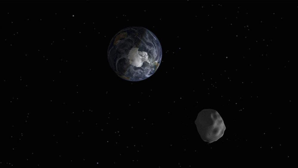 NASA detecta asteroide que podría impactar la tierra el 31 de agosto
