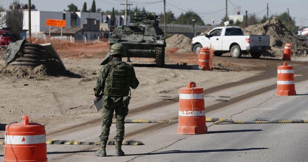 """Ataca la """"Nueva Familia"""" a la Guardia Nacional en Michoacán"""