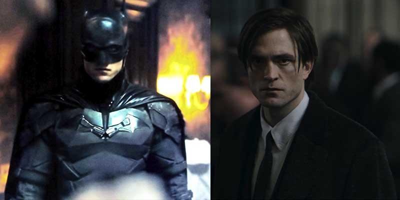 Robert Pattinson impresiona con el tráiler de The Batman