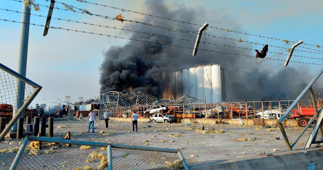 Actualiza Líbano cifra de muertos por la explosión, 137 fallecidos