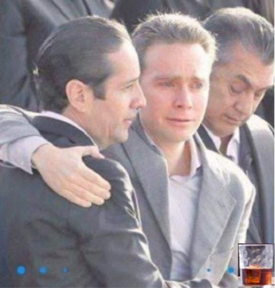 Gobernador de Querétaro, borracho, aventó la bandera y exigió su soborno