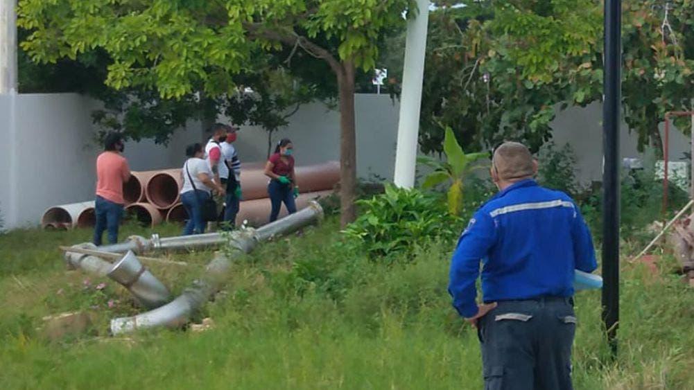 Cozumel: Fallece electrocutado trabajador de la CAPA