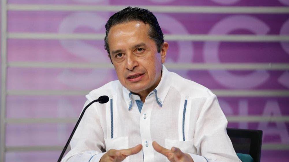 """10 mil acciones de ayuda inmediata a través del """"Plan sin Violencia en Casa"""": Carlos Joaquín"""