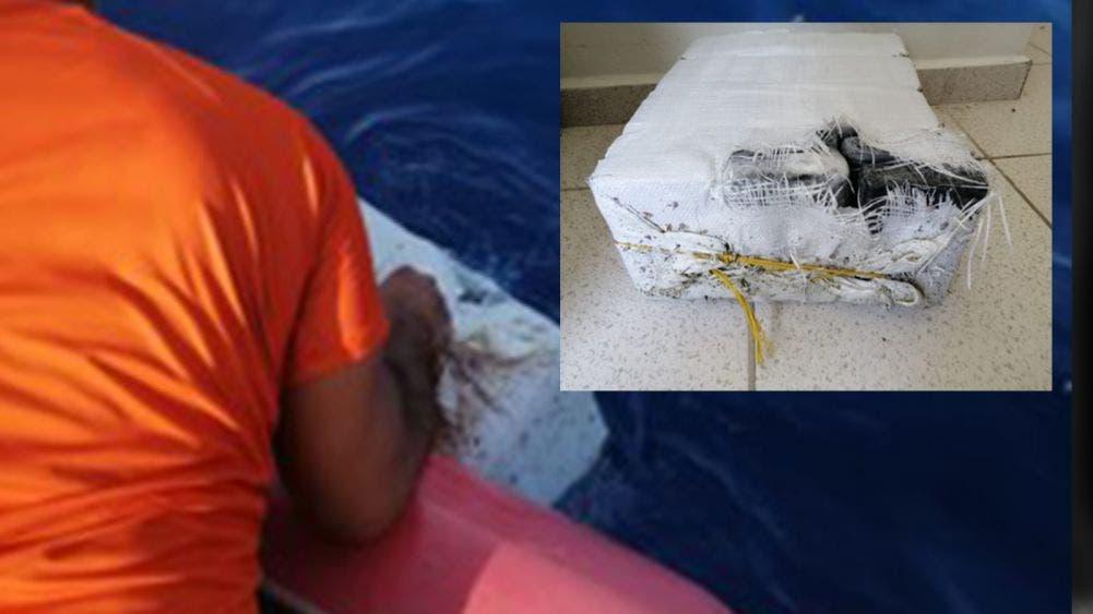 Asegura SEMAR casi 30 kilogramos de cocaína en Mahahual