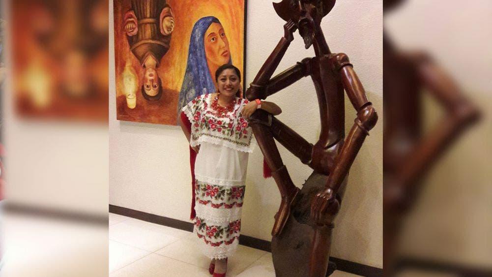 Mujer maya impartirá conferencia magistral sobre derechos