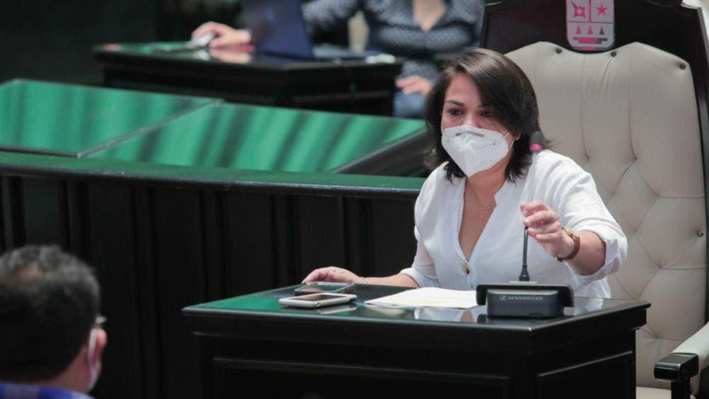 Regreso a labores en el congreso sin poner en riesgo a nadie: Reyna Durán