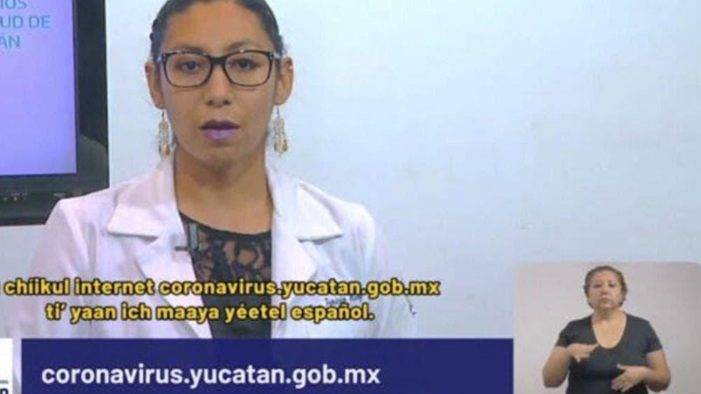 Bajan los casos de coronavirus en Yucatán; 102 nuevos contagios y 26 muertos