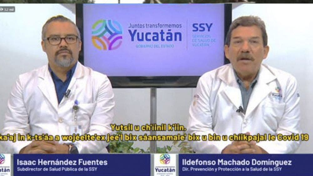 Se elevan a 1,375 los fallecidos en Yucatán por el coronavirus