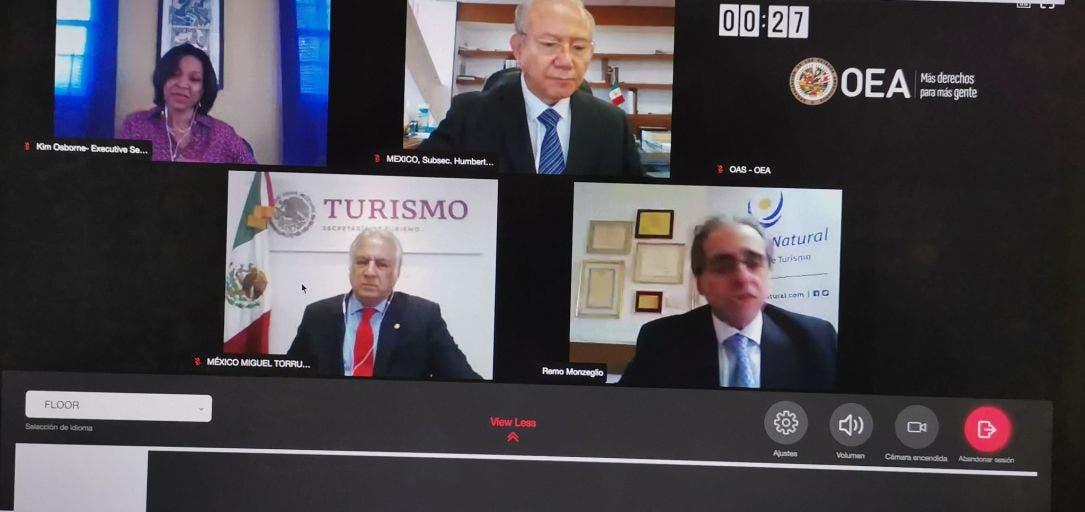 Lidera México la elaboración de la Agenda Turismo 2050.