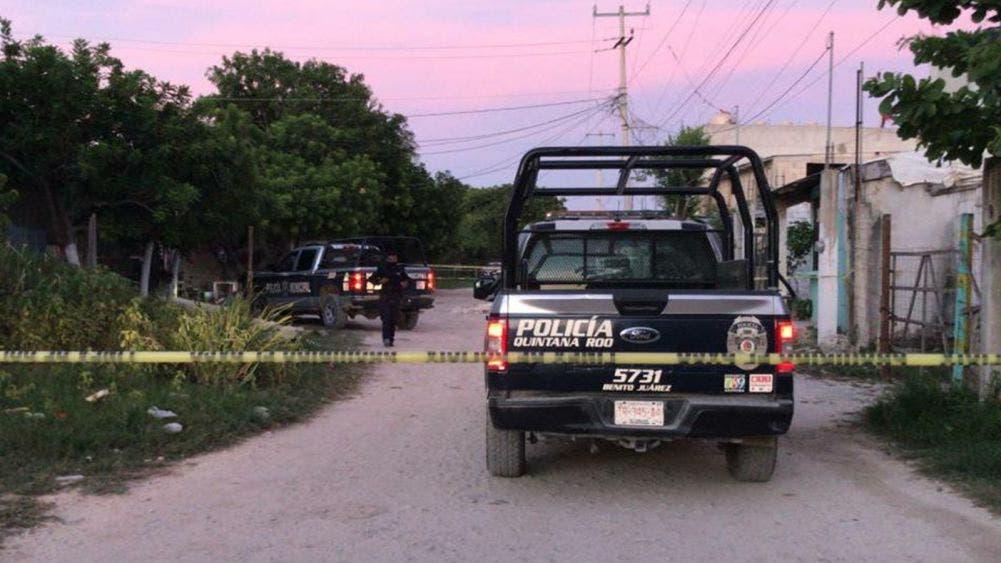 "Cancún: Sigue la violencia, ejecutan a hombre en ""La Morena"""