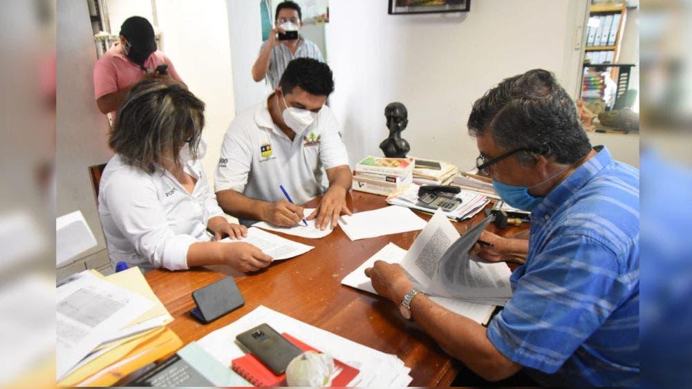 Fonatur paga deuda histórica a ejidatarios de Felipe Carrillo Puerto