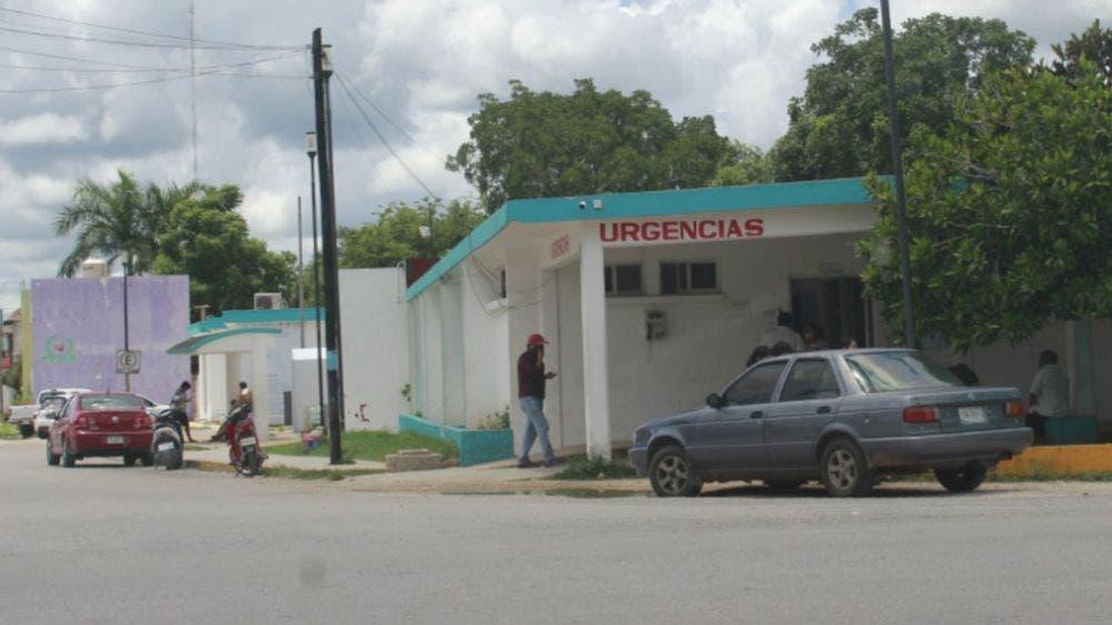 Alarma por fuga de gas en el Hospital General