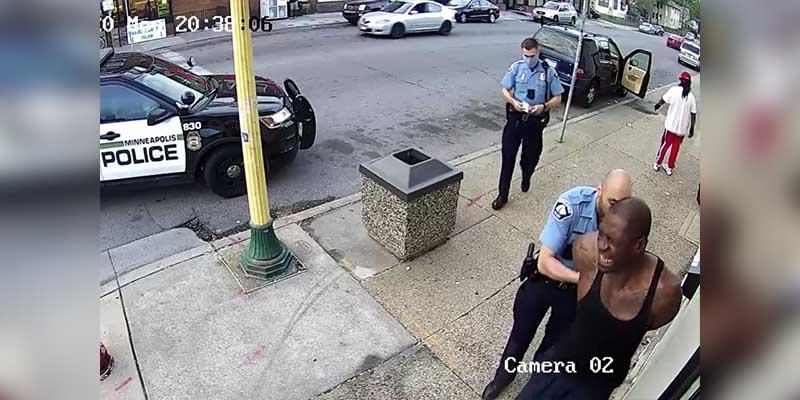Ordenan que se divulgue el video del arresto de George Floyd