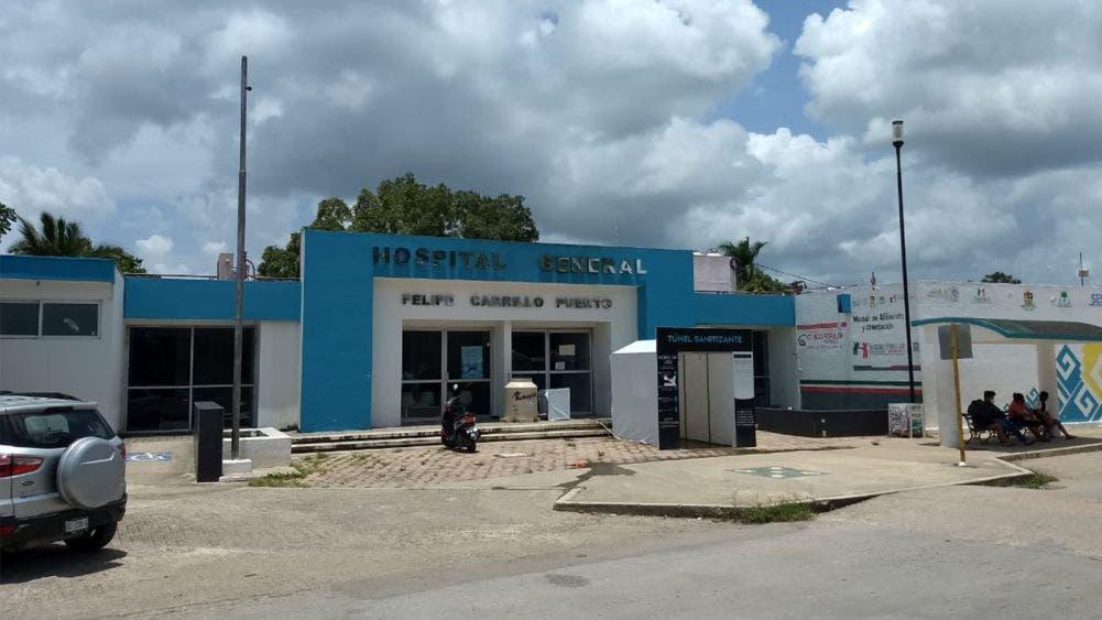 Pacientes ganan lucha contra el Covid-19 en la zona maya