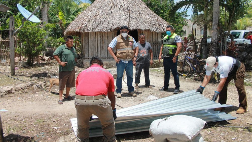 Monitorea Protección Civil de comunidades inundables