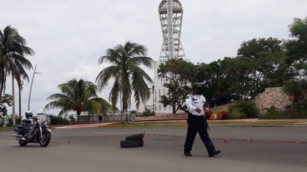 Regresa el libre tránsito a la capital de Quintana Roo