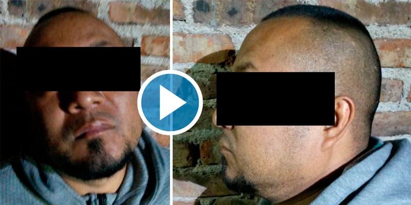 VIDEO: 'El Marro' será trasladado al Cefereso del Altiplano.