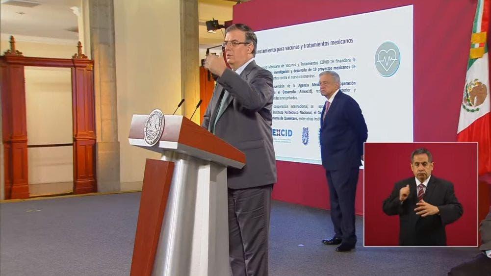 Suma México 19 proyectos clínicos contra el Covid-19