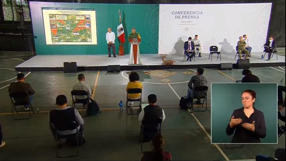 """""""El Marro"""", quedó bajo custodia de la Fiscalía de Guanajuato"""