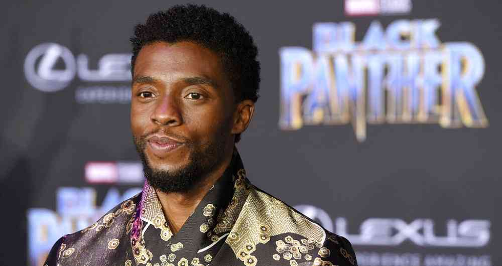 Muere Chadwick Boseman, quien interpretara a Black Panther en Marvel