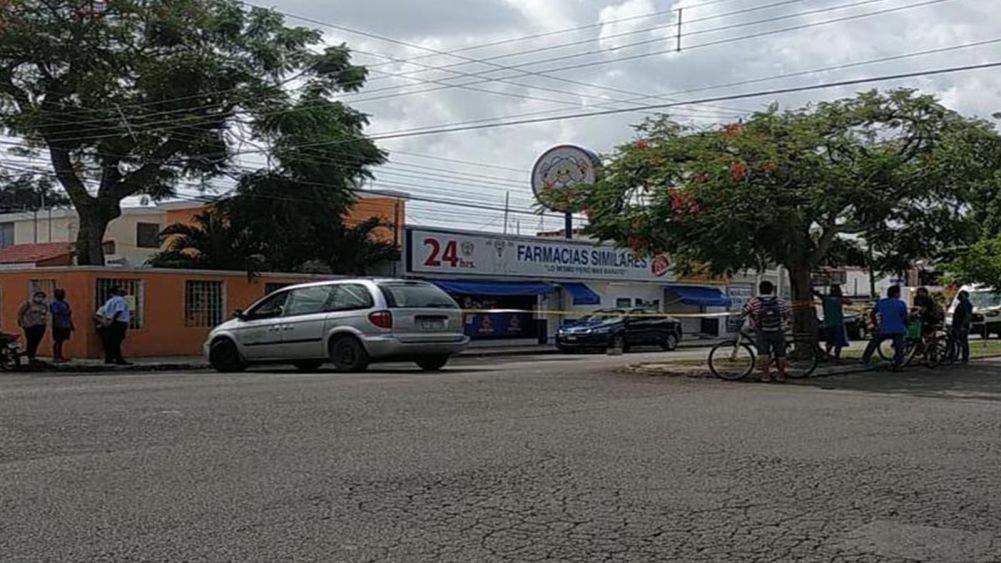 Muere fuera de farmacia en Tizimín: esperaba consulta médica