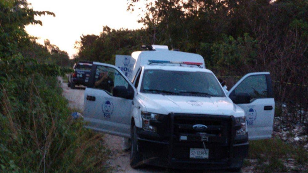 Cancún: Hallan cadáver de un hombre desnudo en Tres Reyes