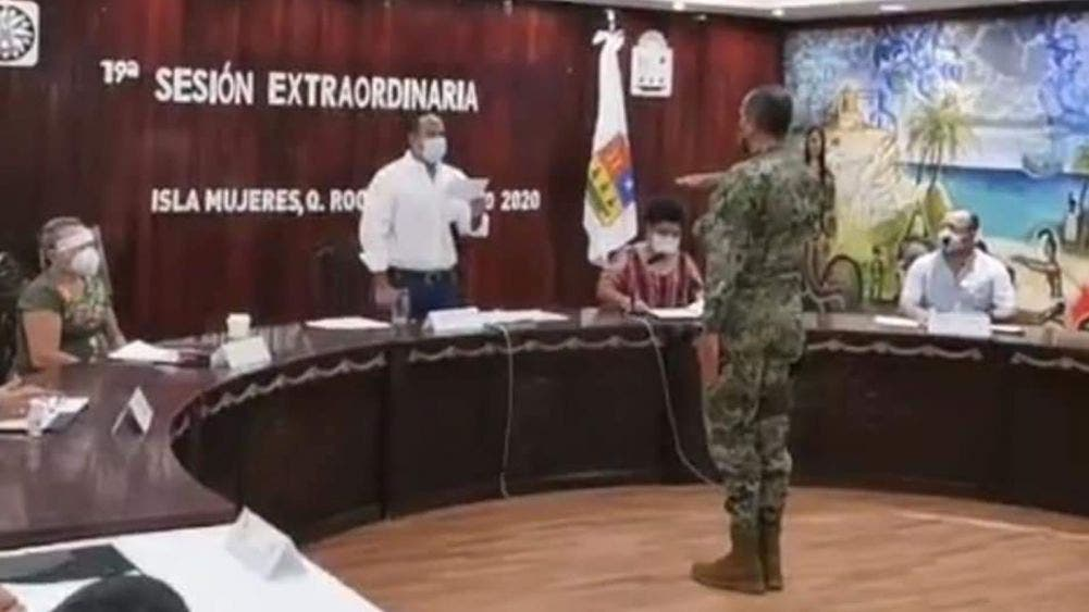 Nombran a Eduardo Fouilloux como director de SSP en Isla Mujeres