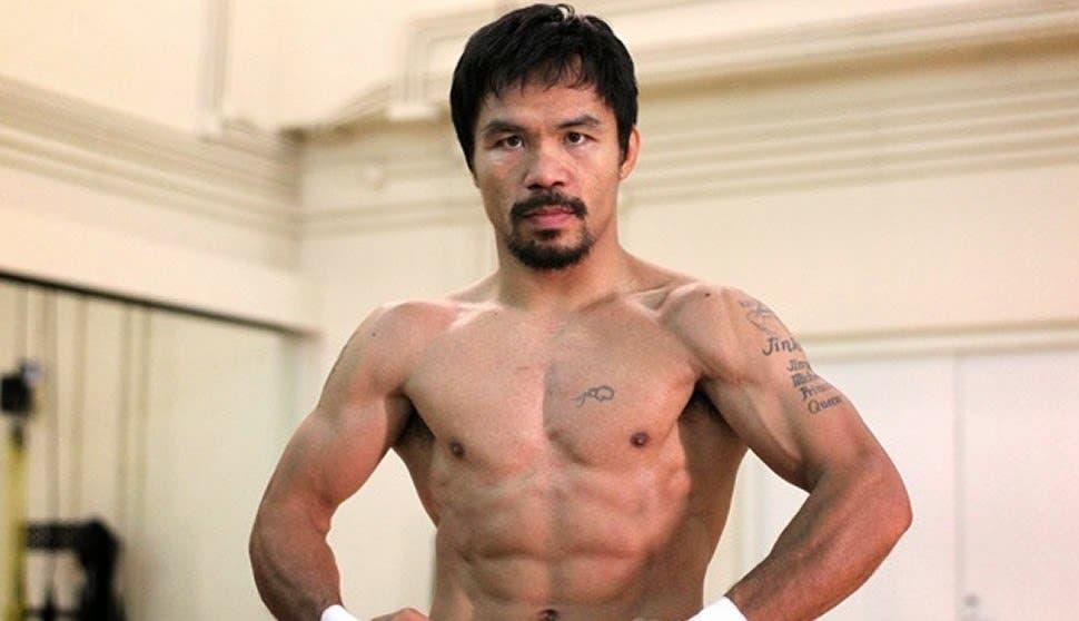 Manny Pacquiao revela el significado de su tatuaje más preciado
