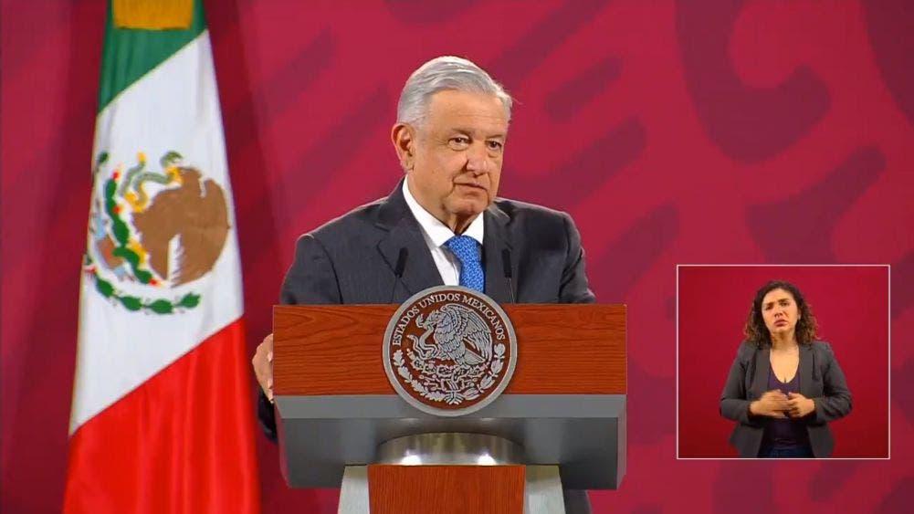 """Responde AMLO a Calderón: """"No es conmigo, es con el Juez de EU"""""""