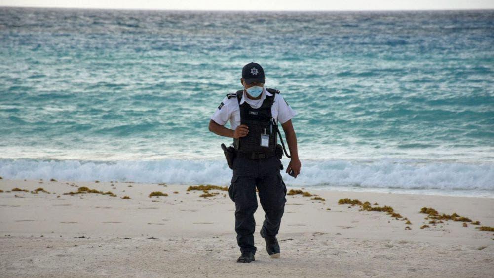 No abrirán playas de Cancún el 20 de agosto: Zofemat